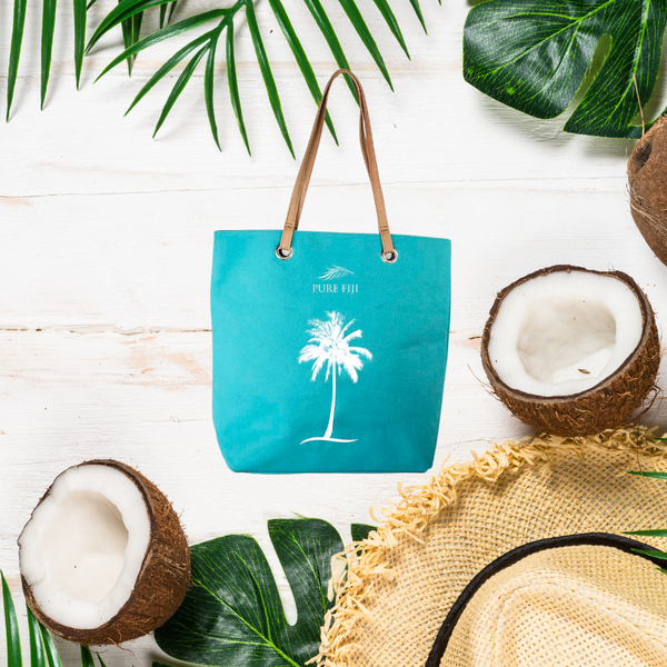 Pure Fiji Palm Beach Tote