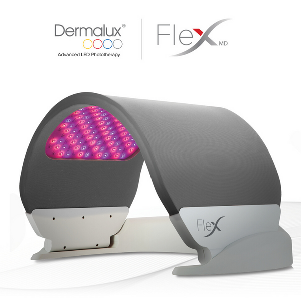 HIRE a Dermalux FLEX Professional LED Light