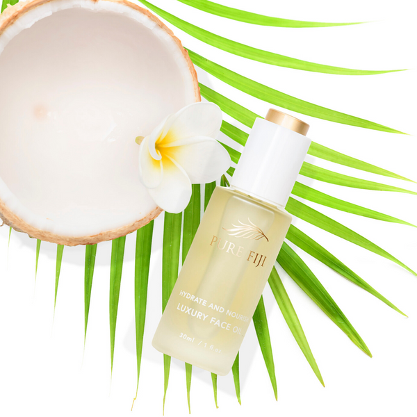 Pure Fiji Luxury Face Oil