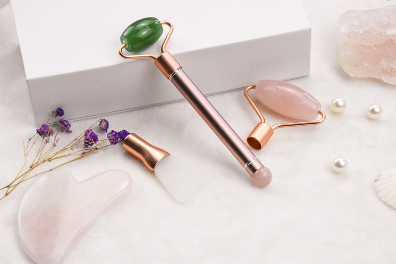 Interchangeable Crystal Roller