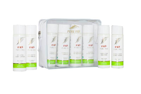 Pure Fiji 4 Pack 100ml Travel Set