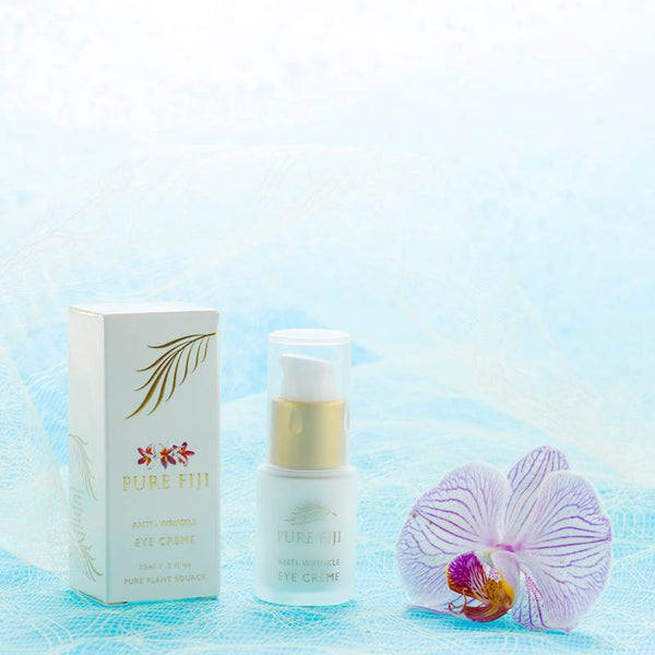 Pure Fiji Anti Wrinkle Eye Creme 15ml