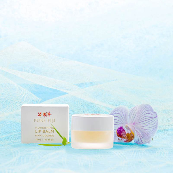 Pure Fiji Lip Balm - Pinacolada 10ml