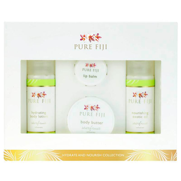 Pure Fiji Hydrate & Nourish Collection
