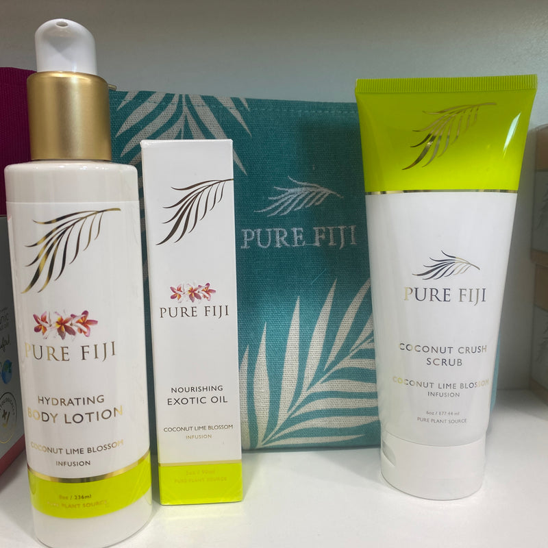 Pure Fiji Mother's Day Body Pack