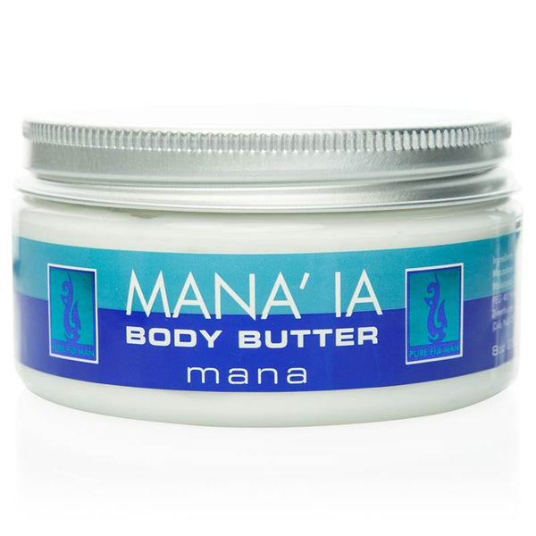 Mana'ia Mens Body Butter 236ml