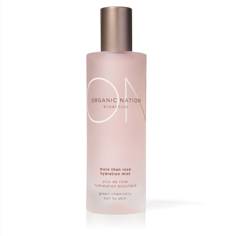 Organic Nation More Than Rose Hydration Mist 100ml