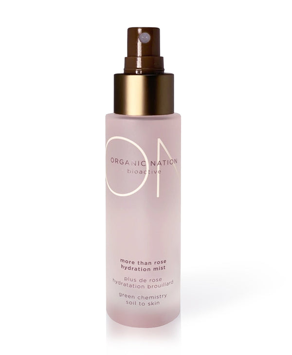 Organic Nation More Than Rose Hydration Mist Travel Size 50ml