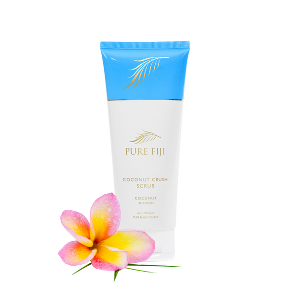 Pure Fiji Coconut Crush Scrub 177ml