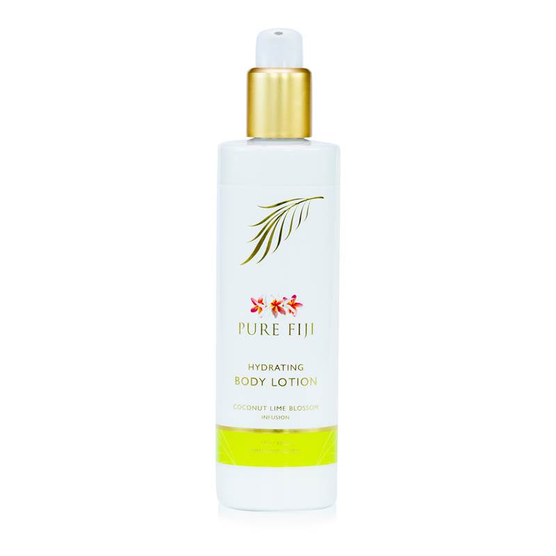 Pure Fiji Hydrating Body Lotion Travel Size 90ml