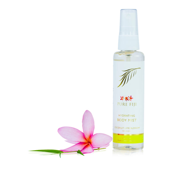 Pure Fiji Hydrating Body Mist Travel Size 90ml