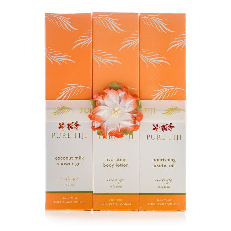 Pure Fiji 3oz Trio Pack