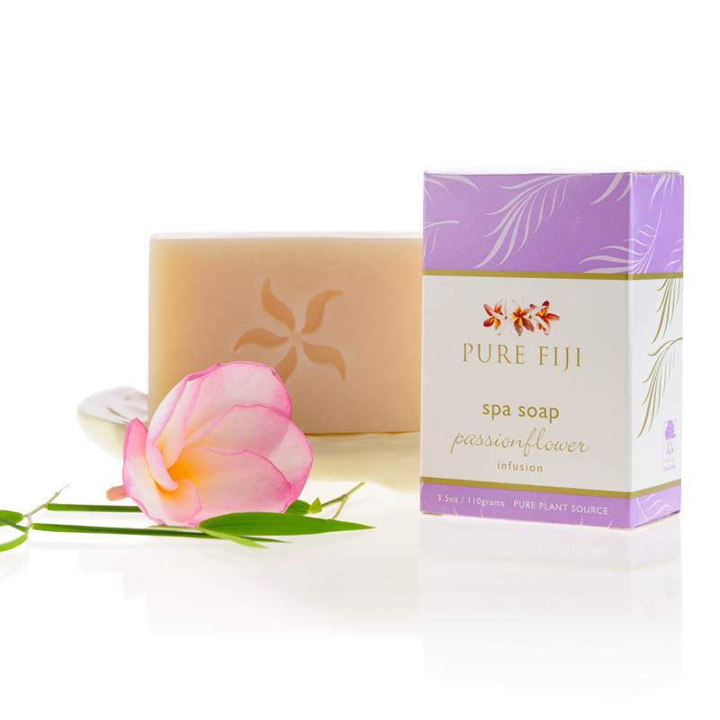 Pure Fiji Spa Soap 100g