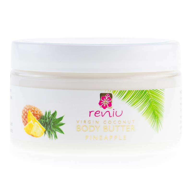 Pure Fiji Reniu Body Butter 120ml