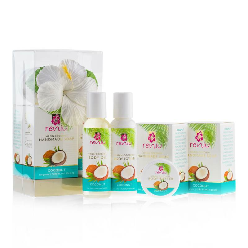 Pure Fiji Reniu Spa Box