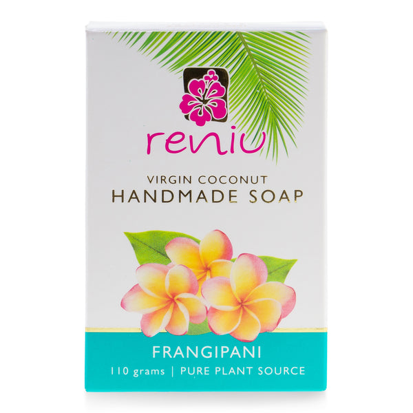 Pure Fiji Reniu Spa Soap 100g