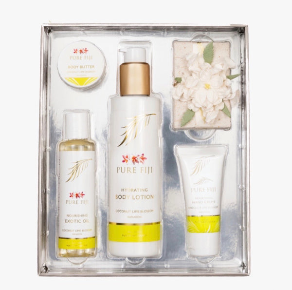 Pure Fiji Deluxe Luxury  Gift Set