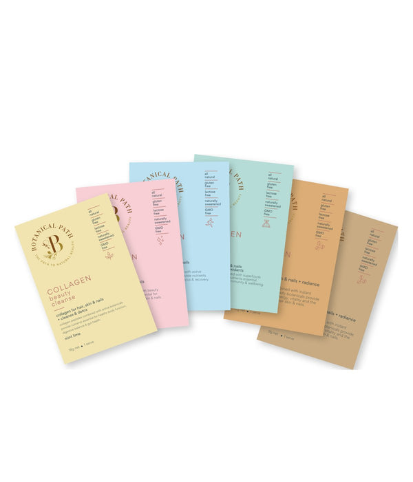 Collagen Beauty Sample Pack