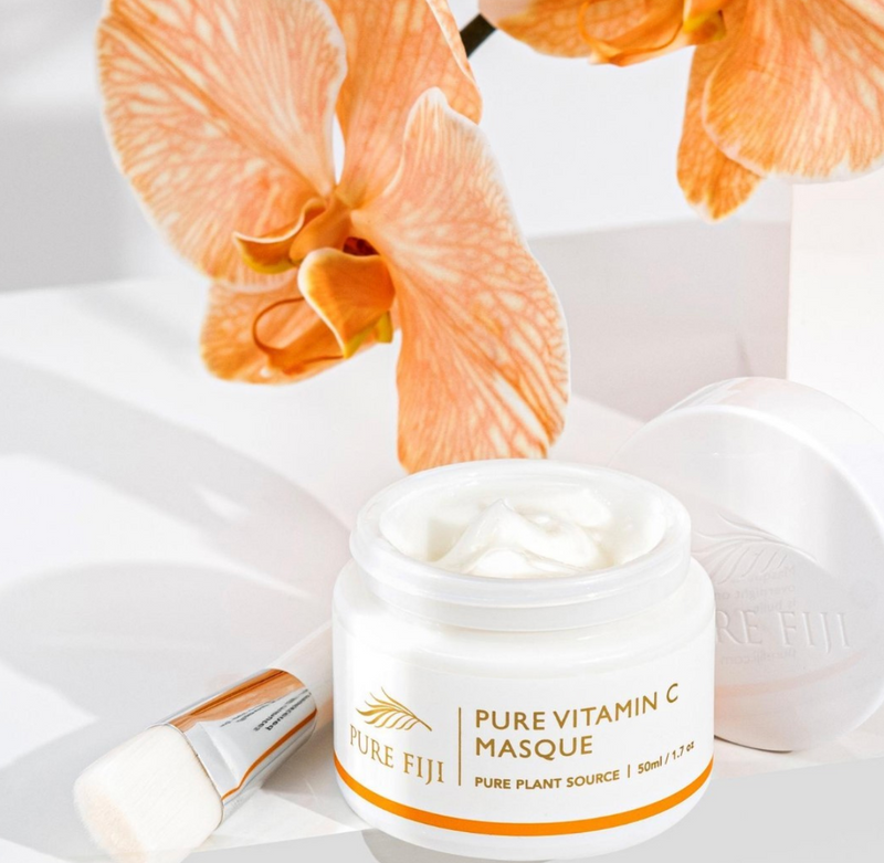 Pure Fiji Pure Vitamin C Masque