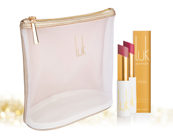 Luk Pretty in Pink Lip Nourish Gift Pack
