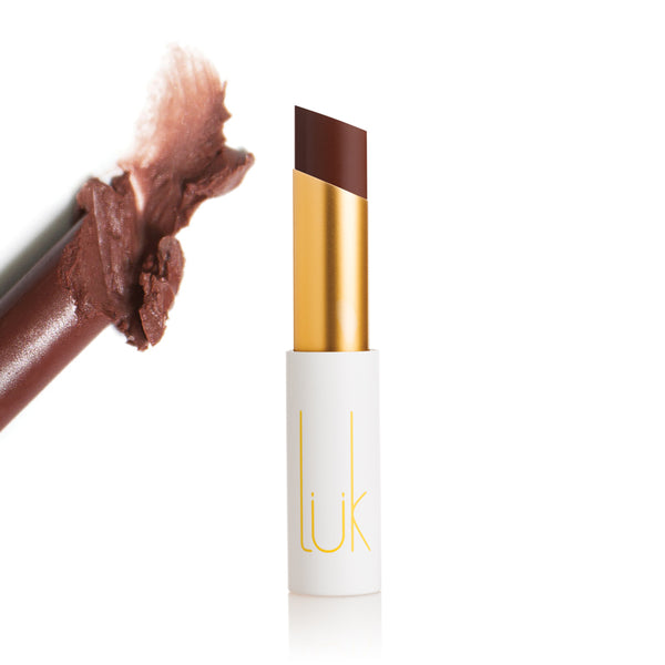 Luk Lip Nourish Natural Lipstick - Vanilla Chocolate 3g