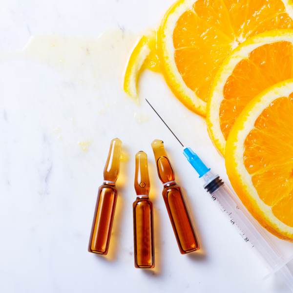 Vitamin C Booster Intramuscular Shot