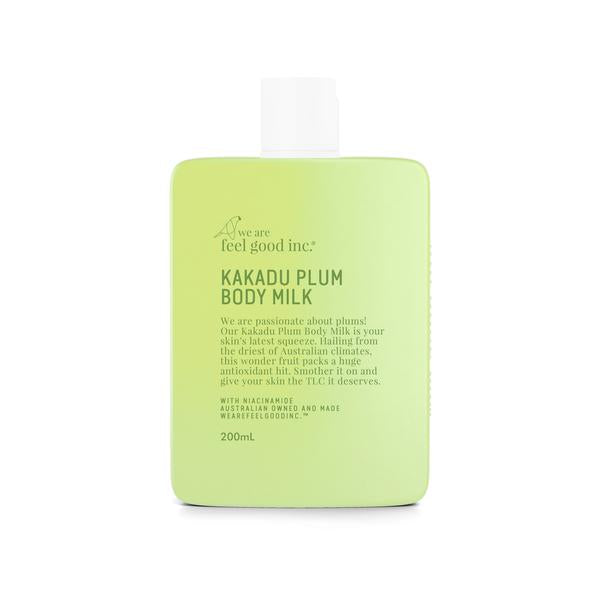 We Are Feel Good Kakadu Plum Body Milk Moisturiser 200ml