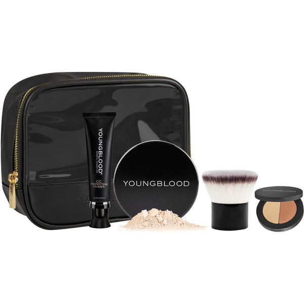 Youngblood Foundation of Skincare Pack