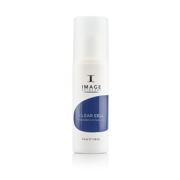 Image Clear Cell Medicated Acne Scrub 118ml