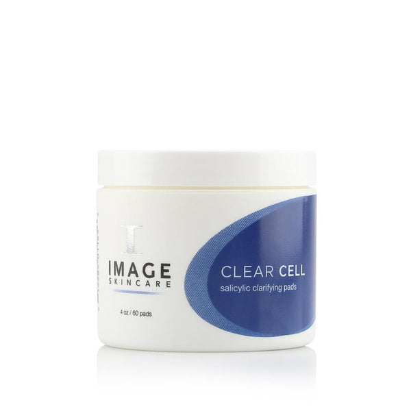 Image Clear Cell Salicylic Clarifying Pads 60pk