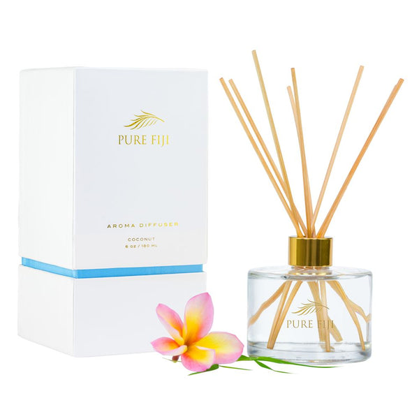 Pure Fiji Coastal Aroma Reed Diffuser Sticks