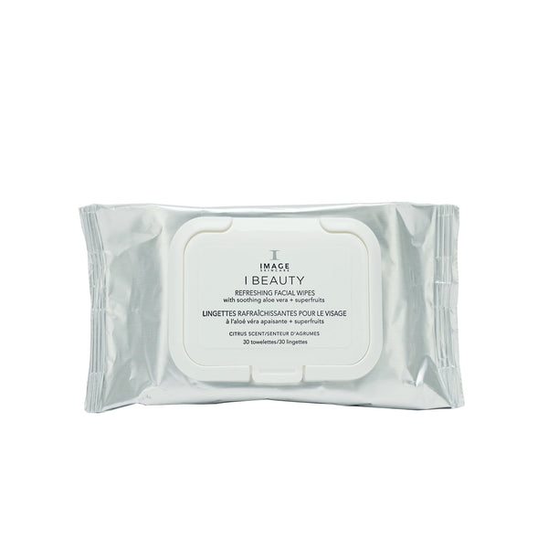 Image I Beauty Refreshing Facial Wipes 30pk