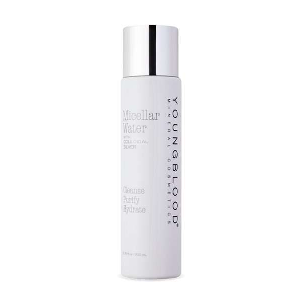 Youngblood Micellar Water With Collodial Silver 200ml