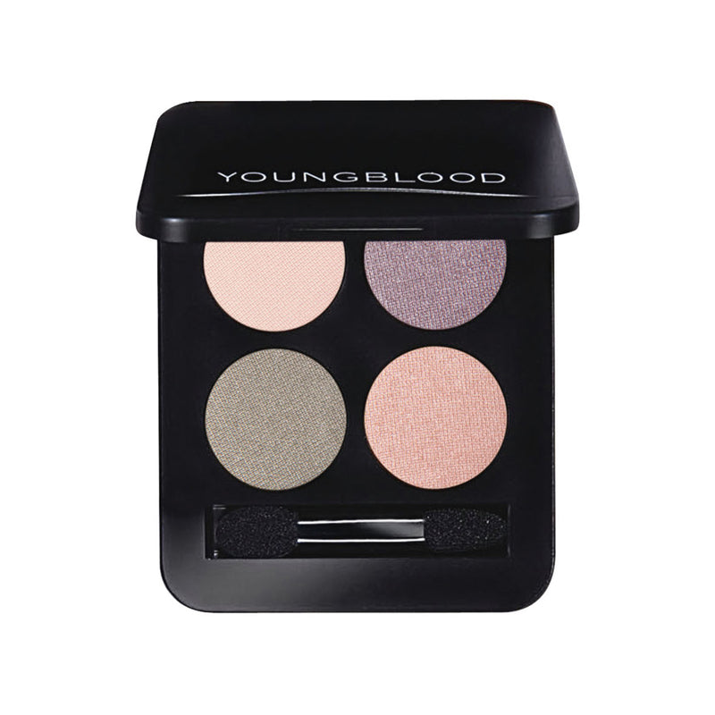 Youngblood Pressed Mineral Eyeshadow Quad 4g