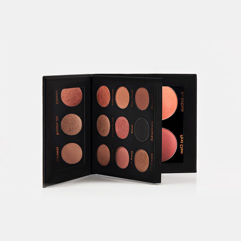 Youngblood Weekender Face Palette