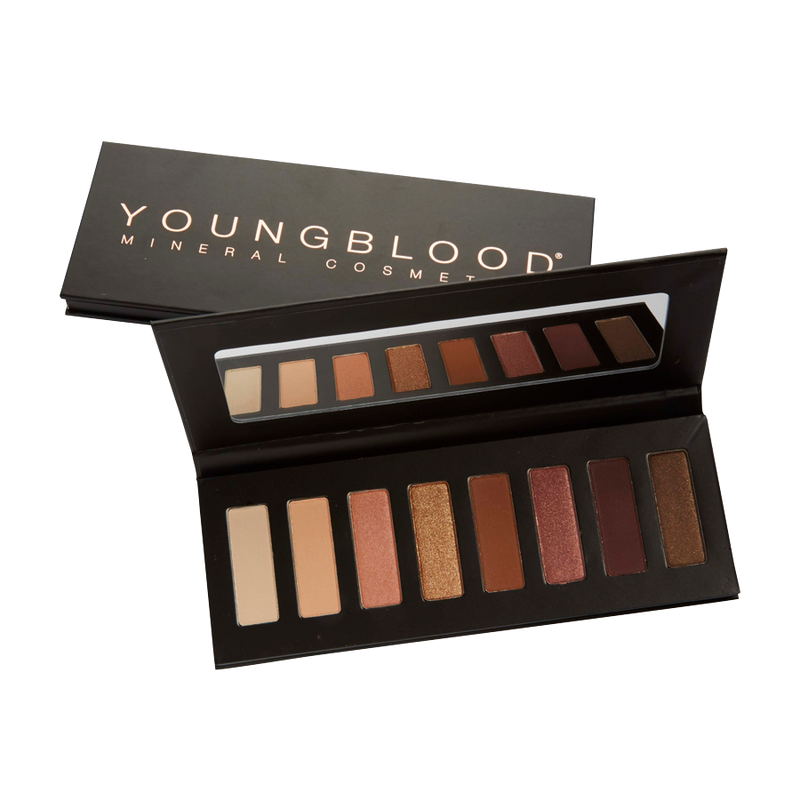 Youngblood Enchanted 8-Well Eyeshadow Palette
