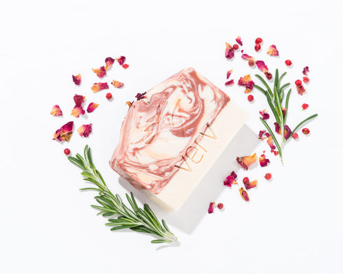 The Herbalist | Citrus & Rosemary Soap