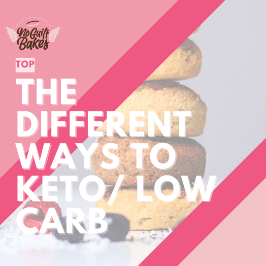 The Different Ways of Keto - Dirty, Lazy, Clean....