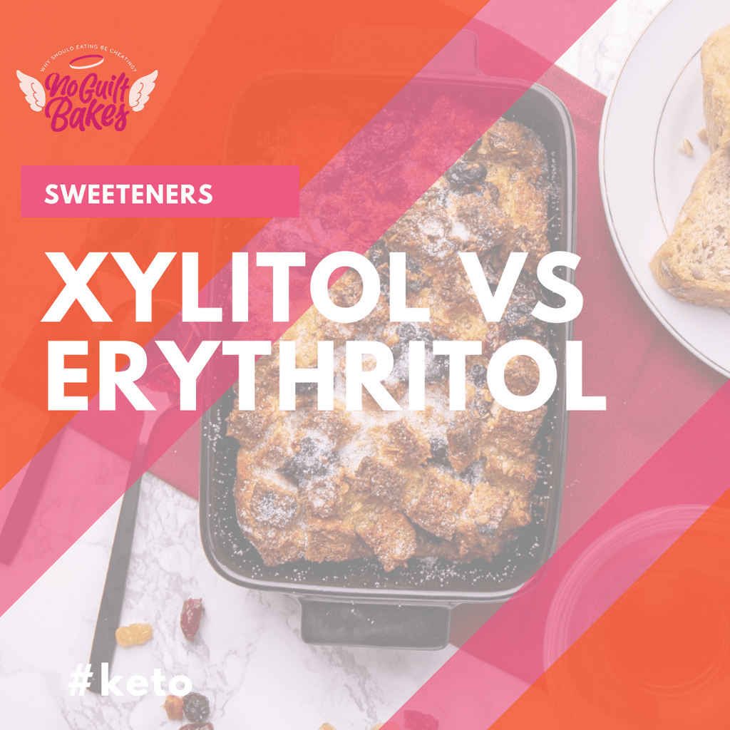 Xylitol vs Erythritol: Which Keto-Friendly Sweetener Should You Use?