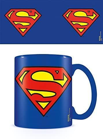 "Pyramid International ""dc Originals (superman Logo)"" Official Boxed Ceramic"