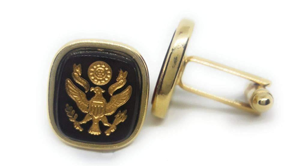 Menz Jewelry Accs U.S. Army Insignia Cufflinks Manufacturers Direct Pricing!!!!