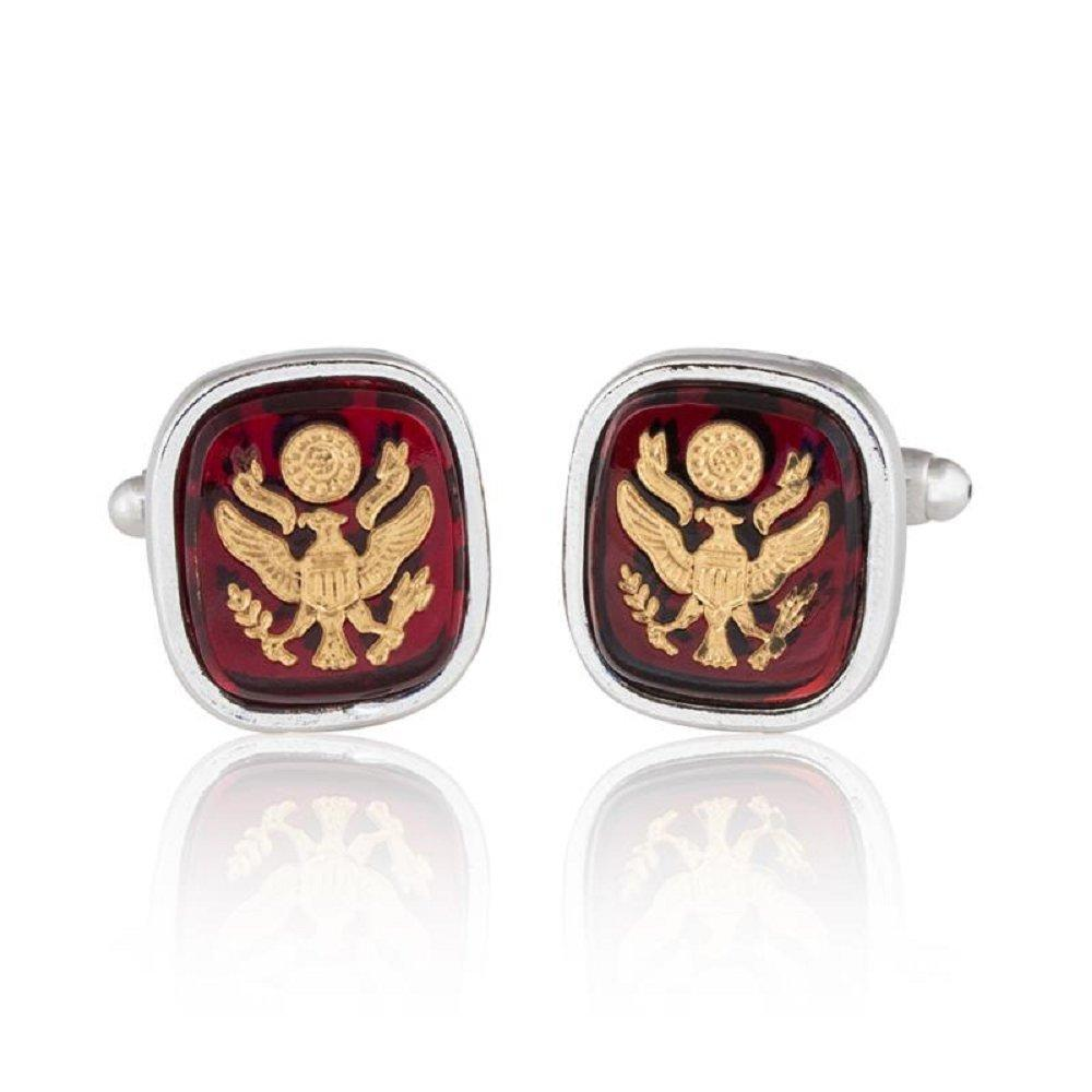 Menz Jewelry Accs U.S.Army Cufflinks Manufacturers Direct Pricing!!!!
