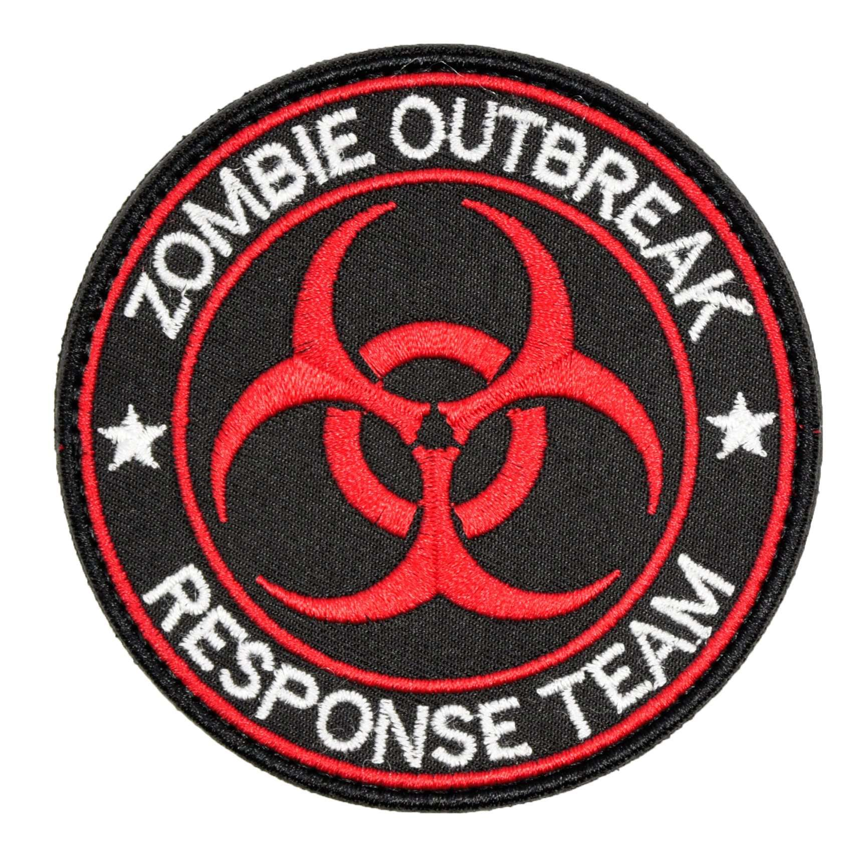 Zombie Outbreak Response Team Resident Evil Biohazard Morale Tactical Patch @ Sons of Odin™ - Men's