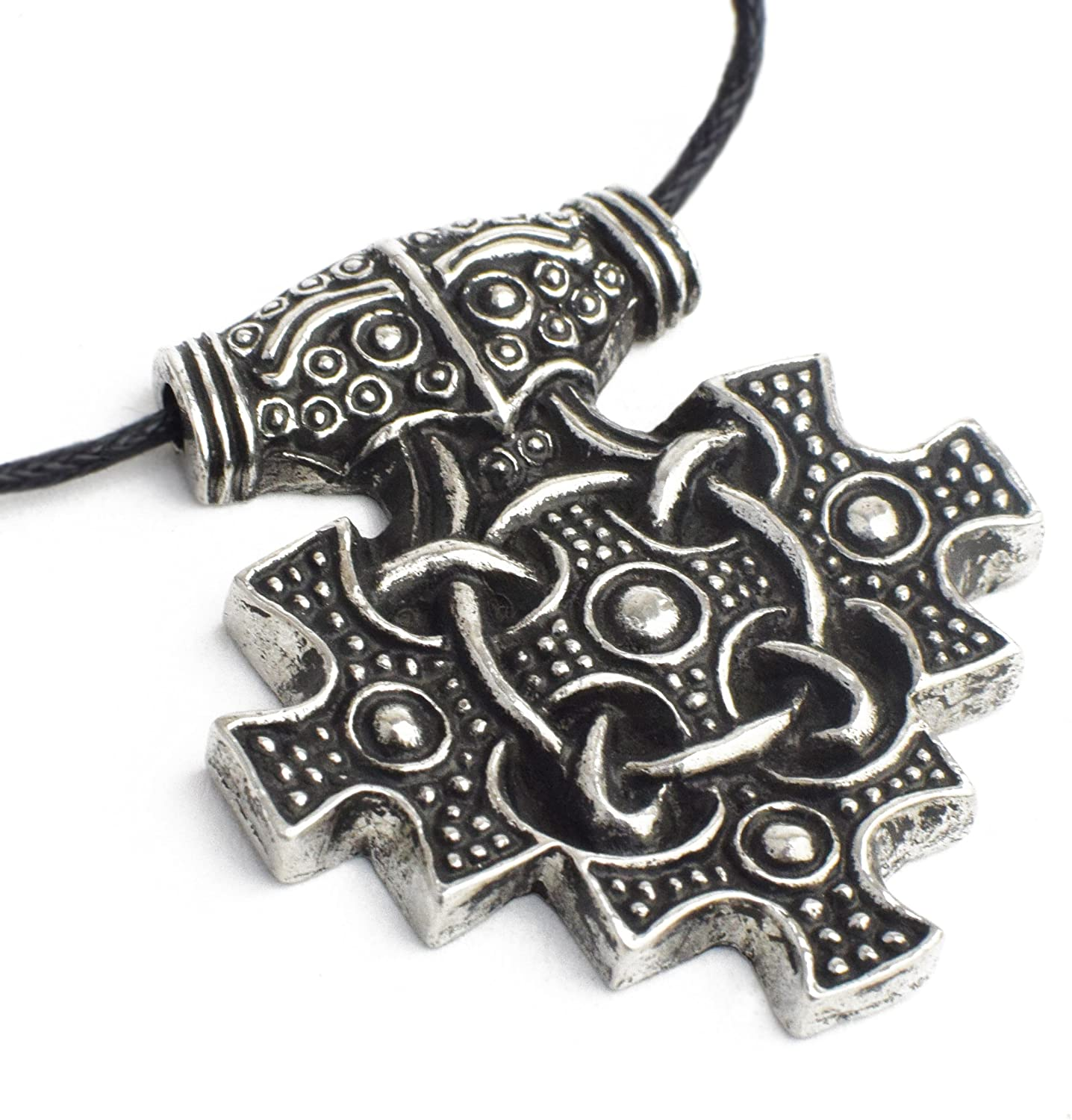 Asgard York Hiddensee Thors Hammer Mjolnir Norse Viking Pendant @ Sons of Odin™ - Men's Jewelry on