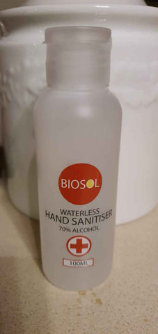 BioSol - Sanitizing Hand Cream