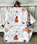 Chicken-Mouse Designs - School BackPacks