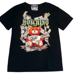 Moschino Dollar T-shirt - My Closet ZA