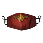 Branded Wonder Woman Face Mask