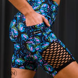 Butterfly Cycling Shorts