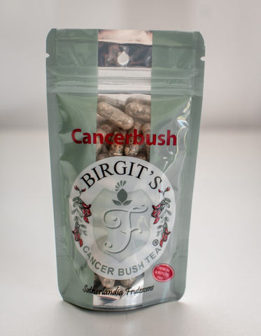 Birgit Cancer Bush Capsules 60's